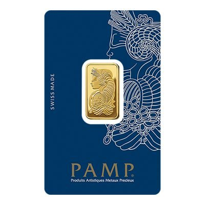 10.00 gm – Gold Rectangular Ingot
