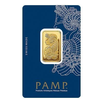 1/2 oz – Gold Rectangular Ingot