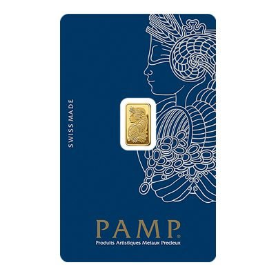 1.00 gm – Gold Rectangular Ingot