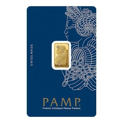 2.50 gm – Gold Rectangular Ingot