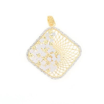 Fancy Mosaic pendant