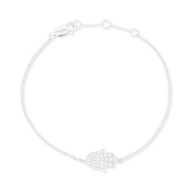 Fathima Hand Chain Bracelet
