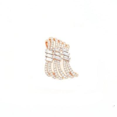 Shimmering Wave Pendant