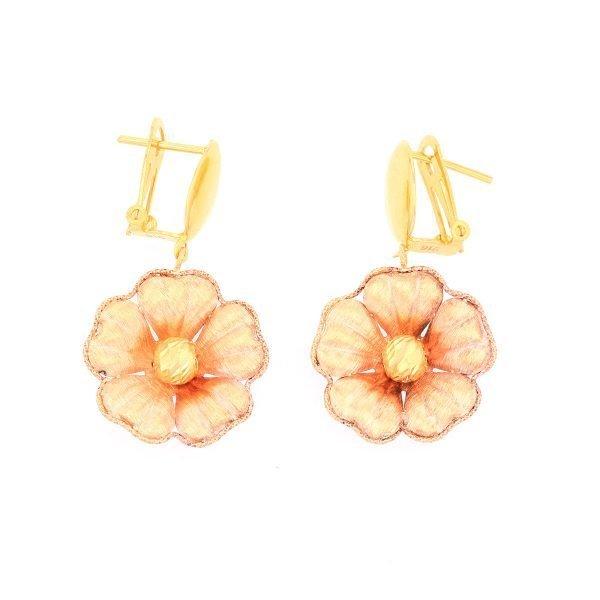 Dangling Daisy Earrings
