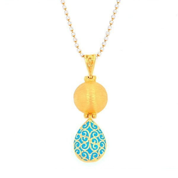 Fancy Turkish Pendant