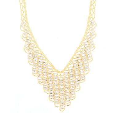 Elegant Beaded Necklace