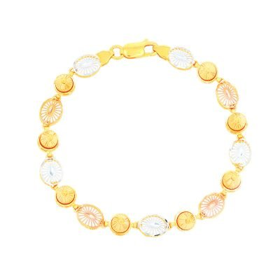 Classic 3 Colour Bracelet