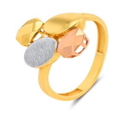FANCY TRI COLOUR RING