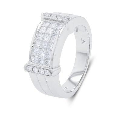 CLASSIC MEN'S DIAMOND RING