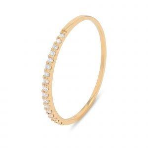 HALF ETTERNITY DIAMOND RING