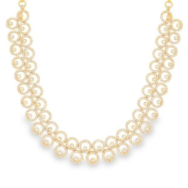 ETHEREAL DIAMOND NECKLACE