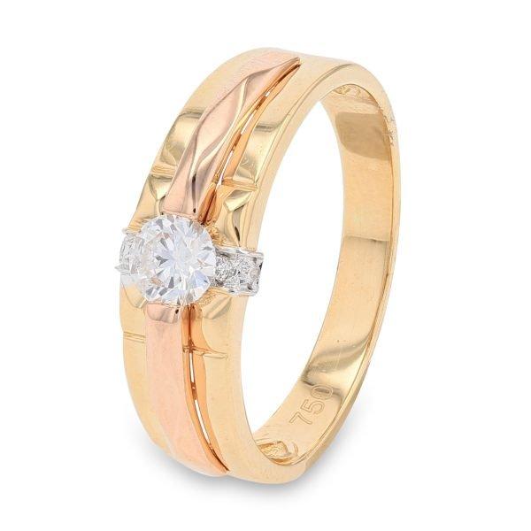 BREEZE DIAMOND RING FOR MEN