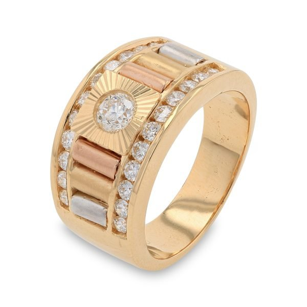 IMPERIAL DIAMOND RING FOR MEN
